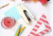Faça você mesmo / Selecionamos alguns tutoriais e ideias supercriativas para você se inspirar e fazer um projeto de DIY em casa.