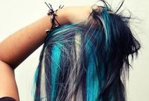 Lazy Girl Hair & Beauty / Epic colorful hair, easy hair styles, and simple beauty tricks for those of us who want to look epic... without spending hours in front of the mirror.