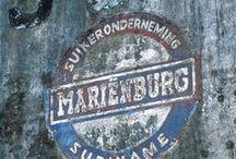 Souvenirs van Suriname / kunst, foto's en snuisterijen uit Suriname.