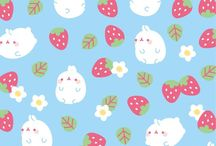 wallpaper kawaii