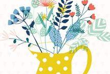 Illustration / Amazing illustrations - digital or hand painted - that I loooove!