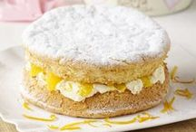 Jane Asher's Recipes / Get baking with baking expert Jane Asher's recipes.