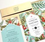 Paper Love / Invitations, wrapping paper, notebooks, stationery, it's all about the PAPER LOVE!