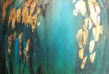 Art / Kunst - alles, was mir gefällt, von Wasserfarben und Aquarell, zu digital Art und Bleistiftzeichnungen oder Ölfarben. Hauptsächlich Pflanzen, Tiere und abstrakte Motive.