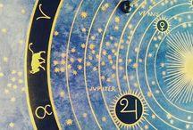 Astronomie & Astrologie / Das Sternzeichen Fische, außerdem Sternbilder, Planeten, Monde, Nebulas, das All und passende #aestethics.