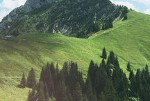 Wandern in den Bergen / The mountains are calling! Berg Fotografien, Gipfel, Almen, Zitate - alles rund um die Berge, Alpen & Co.