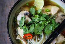einfache Rezeptideen / All things food - Rezepte, die einfach und schnell zu machen sind. Hauptsächlich Suppen, Snacks, Salate, Smoothies.