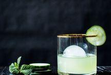 Cocktailrezepte / Cocktail Rezepte und fancy Fotos zu Sekt-Cocktails, Gin, Wodka, Bowlen und fruchtigen Drinks. Weil die Happy Hour die beste Zeit des Tages ist!