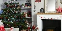 Deck The Halls Christmas / Poundland's Deck The Halls Christmas theme focuses on vivid reds and shades of soft grey, with accents of tartan.