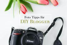 Fotografie Tipps für Blogger und Einzelunternehmer / Diese Fotografie-Tipps und Tricks helfen dir, bessere Fotos zu machen und deinen Blog oder dein Business nach vorne zu bringen.