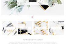 Design & Branding Inspiration / Bist du Designer und brauchst Inspiration für dein nächstes Branding? Egal ob cleanes Design oder ein buntes, farbenfrohes und kontrastreiches Branding. Hier pinne ich meine liebsten Web- und Print-Design und Brandings.