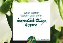 Feminismus & Girls Love / Girls are awesome. Let's support each other more! #grlpwr Hier werden vorallem Zitate und Informationen über Feminismus und female Empowerment gepinnt.