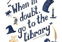 Bookish Quotes / Quotes from books, about books, and for all book lovers.