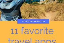 Travel Hacks / Travel tips and resources. Solo female travel inspiration. Travel hacks to smooth your vacation prep.