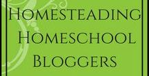 "❉ Homestead Homeschool Bloggers ❉ / Welcome to the Homesteading, Homeschooling, Gardening, Homemaking, Self-Sufficient bloggers board. This group board is for members of the Facebook Group ""❉ Bloggers Rockin' the Homesteading Homeschool Life ❉."" To join this group board or the Facebook group, you must be a blogger who lives the homesteading AND homeschooling lifestyle. To request to be a member, answer the questions to join HERE: www.facebook.com/groups/BRHHL/"