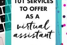 Virtuelle Assistentin werden / Willst du Virtuelle Assistentin werden, was musst du dafür können, um als VA durchzustarten? Wie gewinnst du Kunden? Hier findest du Tipps, um als VA zu arbeiten und alle Infos zur Virtuellen Assistenz.