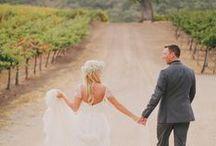 {Theme} Wine & Vineyard / Vineyard wedding ideas and inspiration