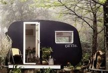 Tiny Homes / by Evy Rivera