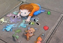 Street Art / by Cathy Lopez Ledbetter