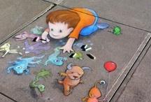 Chalk Talk / by Cathy Lopez Ledbetter