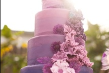 {Color Palette} Purple Wedding Inspiration / Wedding inspiration, driven by one of the trendiest wedding color this season-orchid.