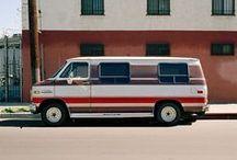 Vans / Les plus beaux vans anciens américains et européens #vans #camions #trucks #chevrolet #dodge #ford #gmc #volkswagen #50s #60s #70s #80s