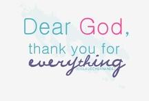 in all things trust God / by Ashley Engel