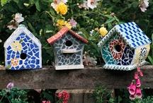 Bird houses / by Cynthia Eldred