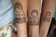 ink / Beautiful & inspirational tattoos. / by Melissa