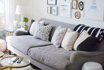 Living rooms / by Kristen McCaslin