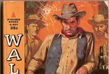 Vintage Western Paperbacks