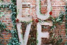 {Inspiration} Valentine's Day ♥ Wedding