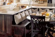 Kitchen Glam / My obsession with beautiful kitchens.