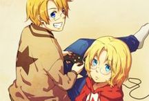 Hetalia / I can never find any pins of Germany that I like :(