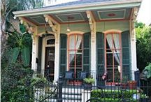 Lower Garden District of New Orleans / The New Orleans Neighborhood known as the Lower Garden District has some of the most unique homes in New Orleans