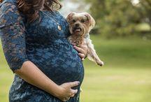 Outdoor Maternity Photoshoot