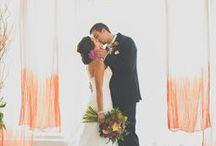 {Theme} Modern Romantic / Soft romantic color wedding inspiration