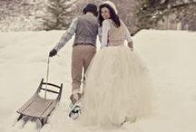 {Theme} Winter Wonderland Wedding