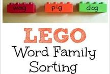word families/ blends/ vowels / by Ashley Engel