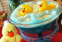 It's my party! / Party ideas. / by Krystal Waters