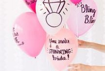 Bachelorette Parties / Inspiration and tips to throwing a fun and amazing bachelorette party!