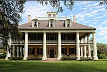 Louisiana Plantations and Historic Site / Louisiana Plantations and Historic Homes