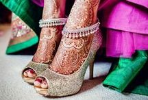 {Inspiration} Indian Wedding / Inspiration for an Indian wedding with a jewel tone color palette