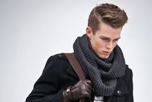 Mode homme | Look casual / Notre tableau d'inspiration autour d'une mode casual, look basique, facile à porter