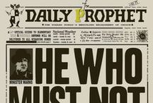 ◬ the daily prophet / The Daily Prophet is a wizarding newspaper based in London. It is the primary source of news for British wizards. The Prophet does not seem to have a lot of journalistic integrity, it has been known to be more concerned about sales than about factual accuracy.