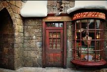 ◬ spintwitches / Spintwitches Sporting Needs is a shop in Hogsmeade that sells sporting goods and Quidditch supplies.