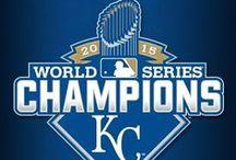 K.C. Royals / Baseball / by Krystal Waters