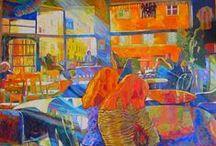 Sebastian Marquez Cladera art /  konst oil paintings
