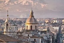 Sicily / Travel inspiration for my trip to Sicily, especially Catania, in June 2016.