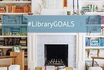 Library Goals / #librarygoals